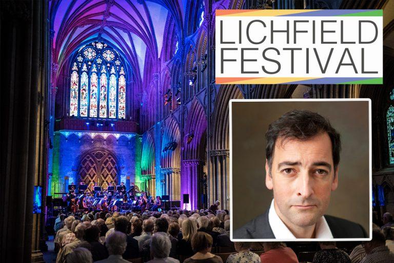 Aqua Pura proud to sponsor the Lichfield Festival 2021