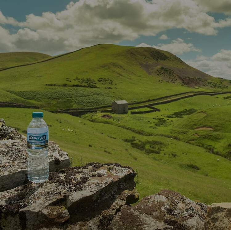 high-cup-nick-fell-with-bottle-of-aqua-pura-water-on-a-wall-to-the-left